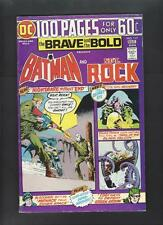Brave and Bold 117 Fn/Vf 7.0 100 Page Giant Batman Sgt. Rock Hi-Res Scans