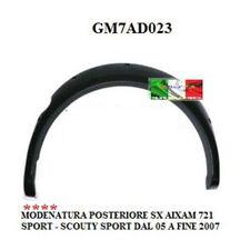 MODENATURA POSTERIORE SX AIXAM 721 SPORT SCOUTY SPORT DAL 05 A 07 GM7AD023