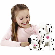 Animagic Ruby and Lottie Dog With Puppy Children's Interactive Soft Toy