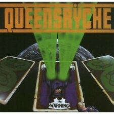 Queensryche-The Warning (Remastered) CD 12 tracks hard rock/heavy metal nuovo