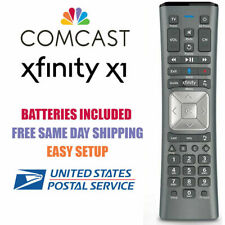 New Xfinity Comcast XR11 X1 Voice Remote Control w/ Batteries and Manual