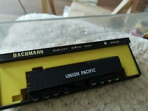 Bachmann N Scale Union Pacific boxed