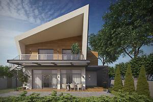 Modern House Plan Building Plans Blueprints & Material List 2018  193m #3