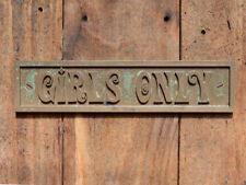 Arts & Crafts/Mission Style Decorative Wall Plaques