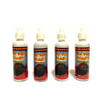 4 pack- ME VALE MADRE DROPS GOTAS 60ML- NATURAL STRESS RELIEF EXP 2021