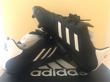 adidas Men's Copa Kapitan Fg Soccer Cleats Black Fv5528 Size Us 9.5 K-leather