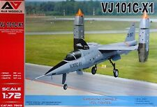 A&A MODELS 7203 German Prototype VJ101C-X1 in 1:72 LIMITED!!
