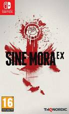 Sine Mora Ex Switch NEUF SOUS BLISTER