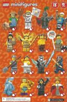 The LEGO Minifigure Collection 71011 Series 15 U-Pick Figure & Accessories