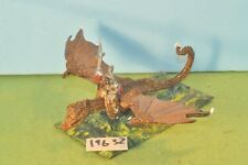 Sigmar-Orc Warboss Wyvern in metallo classico RARO OOP Warhammer in metallo (19632)