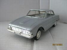 1960 Ford Falcon Sedan 1/25 scale Promo ,  Promotional Model in Silver