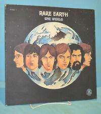 Rare Earth~One World~1971 Vinyl Gate Fold LP Rare Earth Records~R 520
