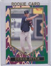 Derek Jeter $$ RC Future Dynasty ROOKIE CARD 1 of 5,000 NY Yankees Baseball