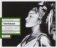 Wagner / Windgassen / Sawallisch - Tannhauser [New CD]