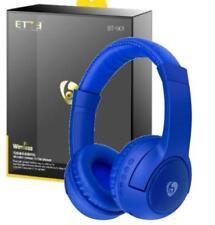 Ovleng Blue BT-801 Wireless Bluetooth V4.2 Headphones & Speakers iPhone 7 8 10