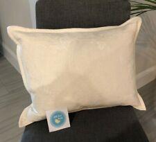 One Ralph Lauren Elody Pillow Linen 15 x 20 Cream New Pristine 2 avail Mariella