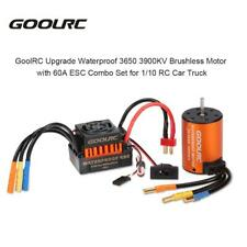 GoolRC 3650 3900KV Brushless Motor with 60A ESC Combo for 1/10 RC Car Truck C9K7