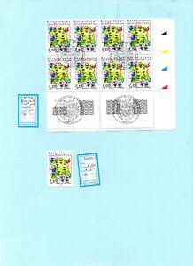 LOT N° 813 - TIMBRES FRANCE - 1 BLOC de 8 - BdF Numéroté - NEUFS + timbre