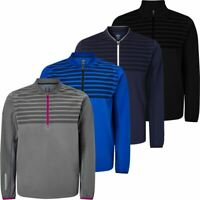 CALLAWAY MENS GOLF MID LAYER 1/4 ZIP THERMAL PERFORMANCE GOLF PULLOVER 45% OFF