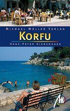 KORFU Michael Müller Reiseführer 10 Paxos Ionische Inseln Insel Griechenland NEU