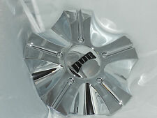 RARE NEW DUB ESINEM 8080-35 S407-23 20 X1834147-9SF CHROME WHEEL RIM CENTER CAP