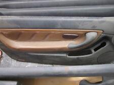 PEUGEOT 406 COUPE - N/S INTERIOR DOOR PANELS - TAN