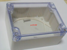 Waterproof Clear Cover Plastic Electronic Project Box Enclosure case 115x90x55mm