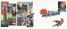 DC COMICS 2006 FIRST DAY COVER COVER SET (4 DIFFERENT)