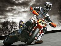 Motocross Motorbike  New Photo Poster Print  Wall Art Large size  A4 A2 A1