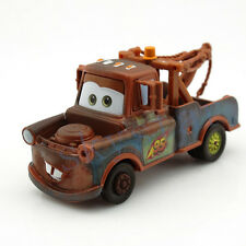 Disney Metal Pixar Cars 3 Lighting McQueen Diecast No.86 95 Frank Harvester Toys Tow Mater