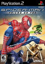 Spider-Man: Friend or Foe - Playstation 2 Game Complete