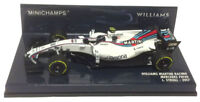 Minichamps Williams FW40 #18 2017 - Lance Stroll 1/43 Scale