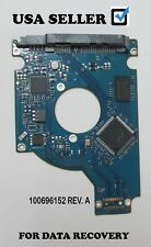 Seagate Momentus 320GB ST320LT012 PCB Board 100696152 REV. A For Data recovery