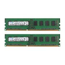 8GB 2x4GB PC3-12800 DDR3 1600 Mhz 240Pin 8G Ram Fr Intel Desktop DIMM Memory NEW