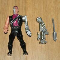 Terminator 2 Action Figure Kenner Toy Vintage 1991 Schwarzenegger T2 Power Arm