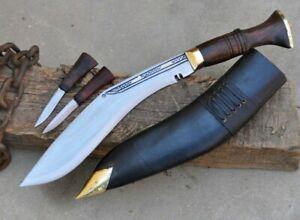 Sirupate kukri-10 inches Blade Hand forged khukuri-machete-hunting knife-knives