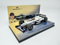 MINICHAMPS 1/43 - BMW Nuevo Williams F1 BMW - FW 22 Ralf Schumacher.