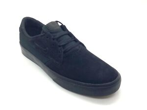 Nike Men's SB Shane Skateboard Shoes Black BV0657-007 Men's Multiple Sizes