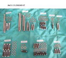 AMC V8 STAINLESS HEX Engine Bolt Kit