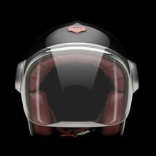 Ruby Motorcycle Helmet Belvedere St Germain Size M