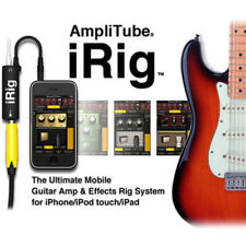 iRig Multimedia Guitar Converter Adaptor Midi Interface For ios iPhone/iPod/iPad