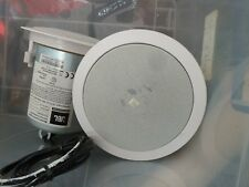 2x JBL Control 24CT Ceiling Speakers