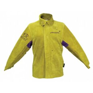 Parweld Panther Leather Welders Welding Jacket, Apron, Sleeves, Spats, Drivers