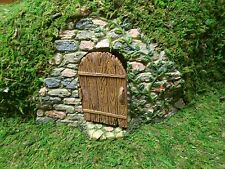 MG10 Marshall Home & Garden Miniature fairy door in stone wall to be built in