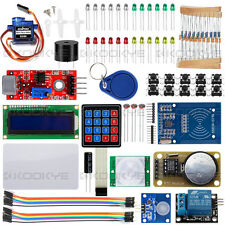 RFID Security Master Starter Kit for Arduino Projects UNO R3 Board 18 Items