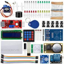 US RFID Security Starter Kit for Arduino DIY Projects RC522 Sensor Module Servo