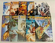 Captain Atom Armageddon #1-9 Full Set Wildstorm 10 Issue Set High Grade VF-NM