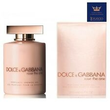"DOLCE & GABBANA "" D&G Rose The One "" Shower Gel (Doccia) ml. 200 * INTROVABILE *"