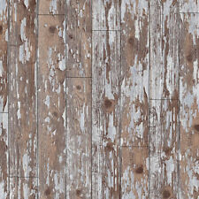 Arthouse  Cabin Wood Weathered Distressed Old Timber Rustic Effect Wallpaper