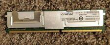 Crucial / 4GB / 240-Pin / 512MX72 DDR 2PC2 Server RAM